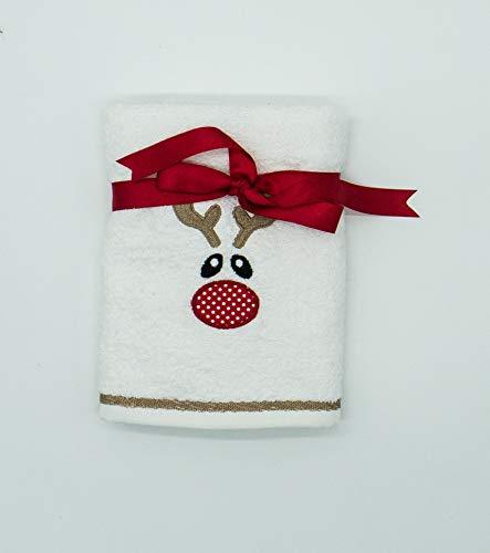 Handtücher, für Weihnachten  rentier