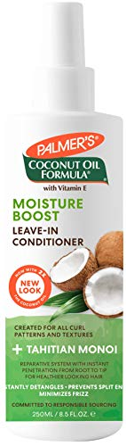 Palmer's Coconut Oil Formula, Leave-In Conditioner, balsamo, 250ml