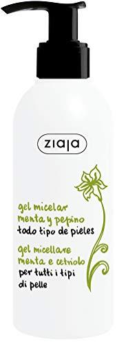 Ziaja - Pepino Y Menta Gel Limpiador Micelar