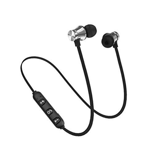 Kongqiabona-UK Auriculares Deportivos XT11 Auriculares estéreo Inteligentes magnéticos