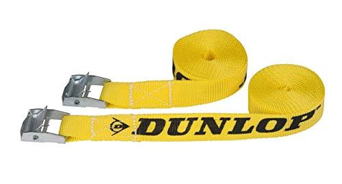 Dunlop véhicule 871125241858 Fixation de ceinture de sécurité, 2,5 x 2