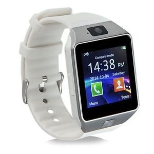 Bluetooth Smart Watch Phone Mate GSM SIM for Android...