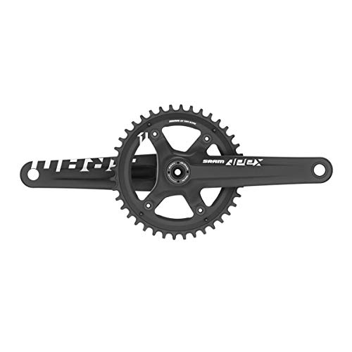 SRAM Unisex's Crank Apex 1 Gx W 42T X-Sync Chainring (Gxpcups Not Included) Crankset, Multicoloured, 11spd 175mm