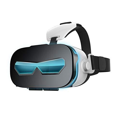 3D VR Gläser, Gaming Helm, Virtual Reality Cinema, Immersiv, Spiele/Filme/Lernen, Geschenke