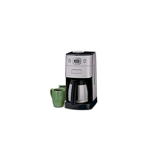 Cuisinart DGB-650BCP1 Grind & Brew 12-Cup Automatic Coffee Maker, Black
