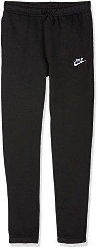Nike Kinder Sporthose Lang Pants Jungen Hose, Black/White, S