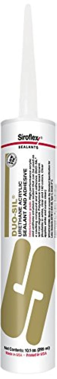 Siroflex DS2443 Duo-SIL Urethane Acrylic Caulk, Ivory Cream