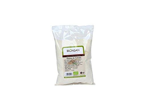 Bionsan Harina de Cebada - 6 Paquetes de 500 gr