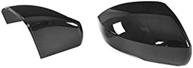 RC Trading 2014-2019 Range Rover Sport L494 Gloss Black Exterior Mirror Cover with Clip on MCB