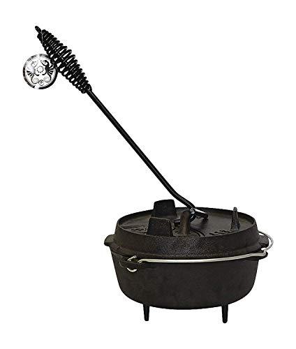 Petromax PE Dutch Lid lifter Oven - Black, N/A