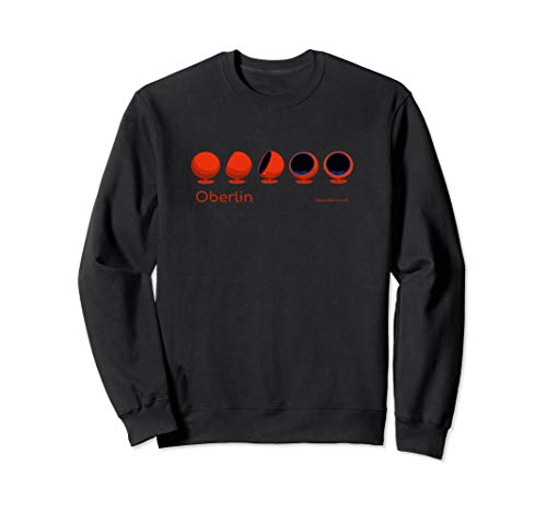 Oberlin Moon Chairs or Womb Chairs Library Alumni Sweatshirt