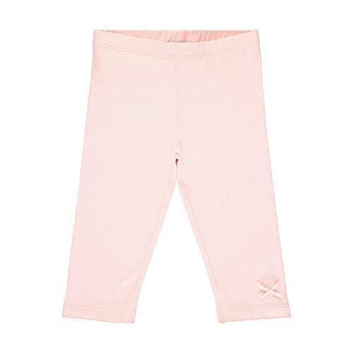 Steiff Mädchen Leggings, Rosa (Powder Pink 7010), (Herstellergröße: 104)