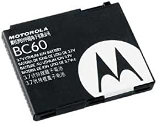 OEM Replacement Battery for Motorola L6 (BC60 / SNN5768)