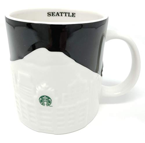 Starbucks Seattle Relief Mug 16oz