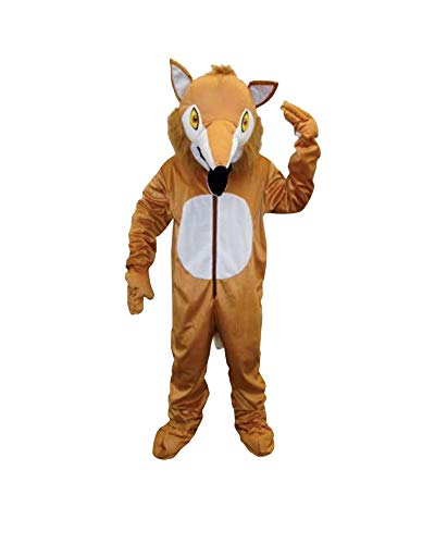 Dress Up America Costume de renard poilu effrayant