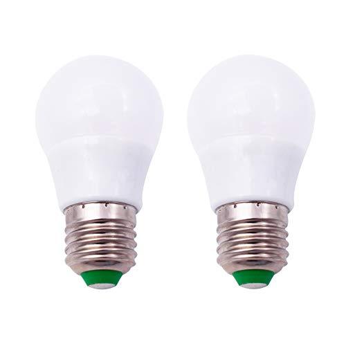 E27 3,0 Watt SMD LED Keramik Glühbirne AC/DC 12V 30W Glühlampe Ersatz Home Lighting Kronleuchter Tischlampen Warmweiß Packung mit 2