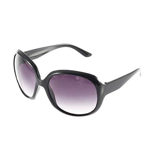 Angusshop Óculos de sol femininos com proteção UV de armação grande Óculos clássicos ovais grandes com aros Óculos para dirigir