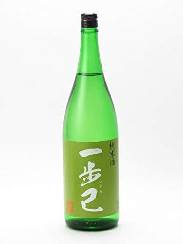 豊国酒造『一歩己 無濾過純米生原酒』