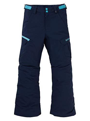 Burton Jungen Exile Cargo Snowboard Hose, Dress Blue, L