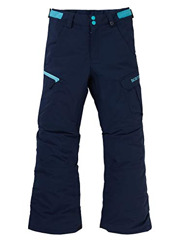 Burton Jungen Snowboard Hose Exile Cargo, Dress Blue, XL, 11589104401