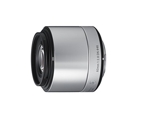 SIGMA 単焦点望遠レンズ Art 60mm F2.8 DN シルバー マイクロフォーサーズ用 929770