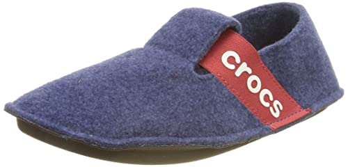 Crocs Classic Slipper K, Pantofole, Cerulean Blue, 25/26 EU