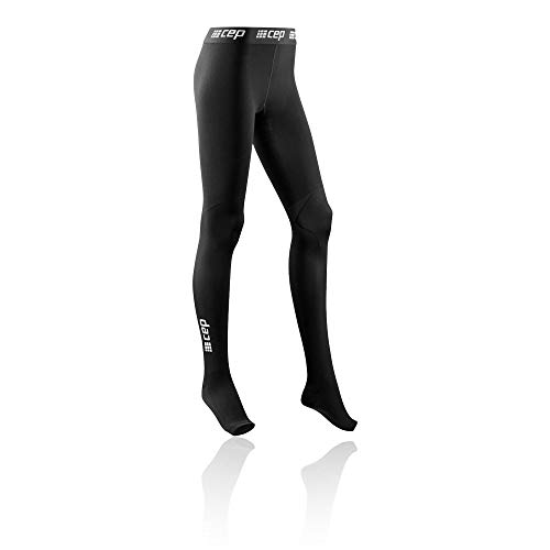 CEP Damen Dynamic+ Quad Sleeve, Black, S