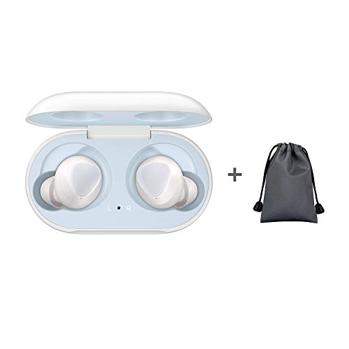 Samsung Galaxy Buds Auricolari in-ear wireless con custodia da viaggio, colore bianco