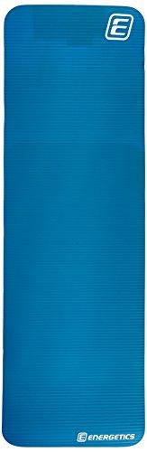 ENERGETICS Fitnessmatte NBR 183 x 58 cm, Blau, One Size