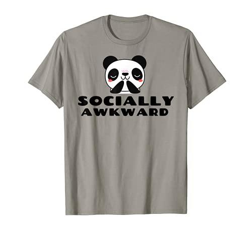 Kawaii lindo pijama de panda K-pop pijama de oso panda KPop Camiseta