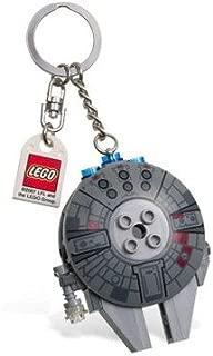 Millennium Falcon Bag Charm - Lego Star Wars (2 1/2