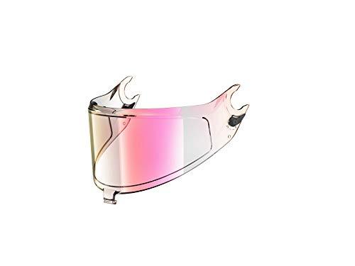 Shark - Pantalla para casco Spartan GT Light iridio homologada rosa
