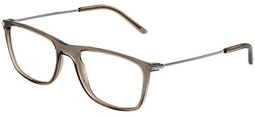 Dolce Gabbana - DG5048 Trasparente Marrone Rettangolo Uomini Occhiali da vista - 55mm