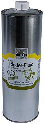 Tiroler Steinöl Rinder Fluid - 1000ml