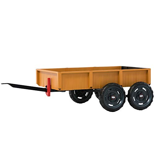 Berg 18.08.03.00 Tandem Trailer L (for Buddy), Orange