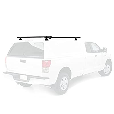 "Universal Pickup Topper M1000 Ladder rack w/ 60"" Bar Steel"