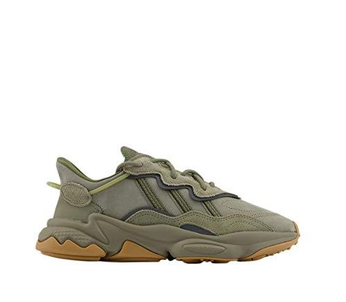 adidas Zapatillas de gimnasia Ozweego para hombre, color Verde, talla 36 2/3 EU