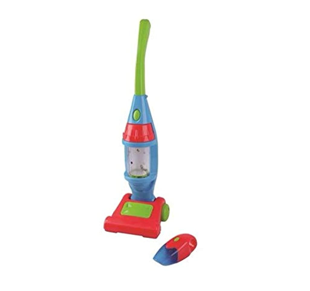 Spark My Light-Up Vacuum Cleaner - Blue, Red & Green