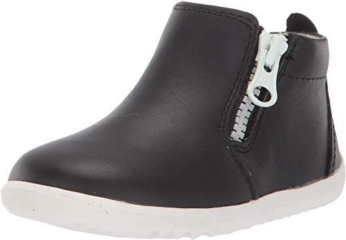 Bobux Unisex-Kinder Tasman Klassische Stiefel, Schwarz (Black Black), 22 EU