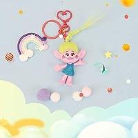 人形おもちゃぬいぐるみ人形おもちゃソフト人形チャイルドギフトキーチェーン (1)