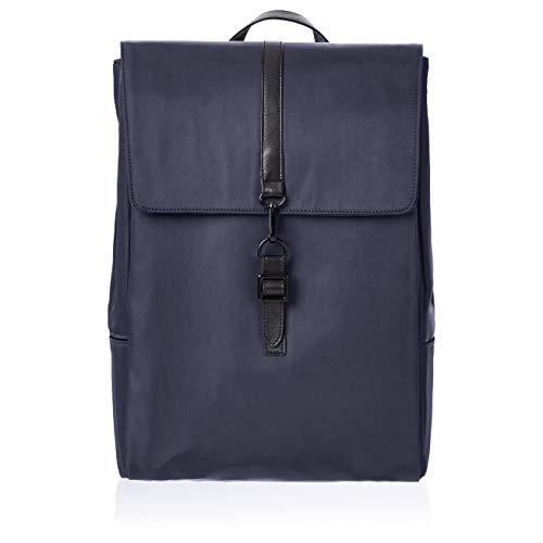 Amazon Basics - Universal-Rucksack, legeres Design, Marineblau