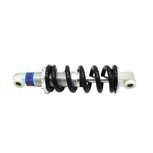 perfk 170mm 650lbs Stoßdämpfer Motorrad ATV Dirt Bike Hinterradfederung Stoßdämpfer Montagelochdurchmesser: 8mm