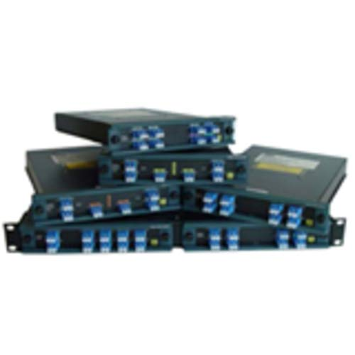 Cisco 2-Slot CWDM Chassis 1U - Chasis de Red