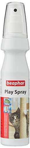 Beaphar Play\'Spray, Spray Atractivo para atraer al Animal – Gato – 150 ml