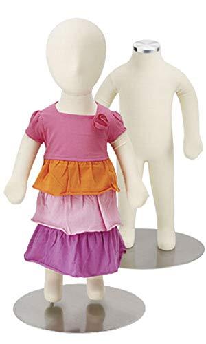 baby mannequin head - 4