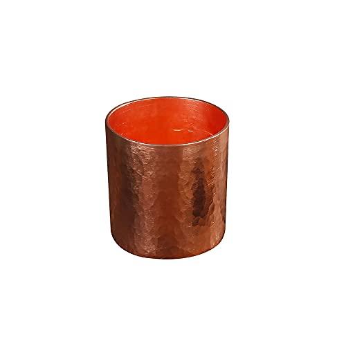 XXSC-ZC Tazas de Agua de Cobre Puro, Copas de Vino, Tazas de té, Tazas de café, Tazas de Desayuno, Tazas de Jugo, Gafas de Brandy de Whisky, Regalos creativos Hechos a Mano,Red Copper