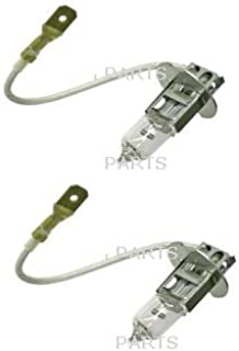 HELLA H83135111 12V 100W H3 Replacement Deck Floodlamp and Search Light Bulb (2)