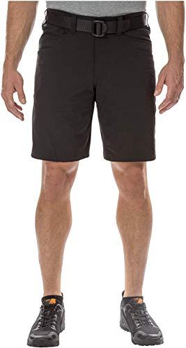 5.11 Tactical Series Vaporlite Short très léger Homme, Black, FR : S (Taille Fabricant : 28)