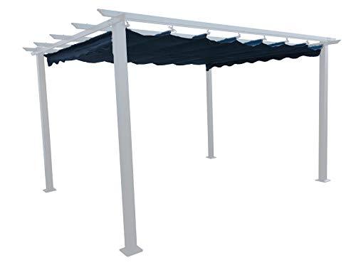 Unbekannt Ersatzdach aus Stoff für Standmarkise Pavillon Florida 3x4 m