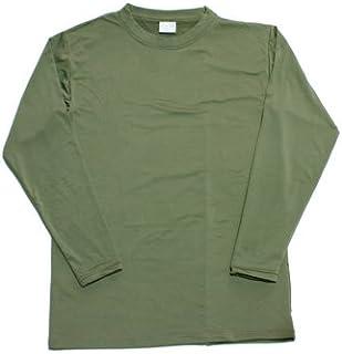 J.M.E. 陸自新迷彩 ヒートパワー Tシャツ 長袖(蓄熱+保温+吸汗+速乾)陸自新迷彩とODあり